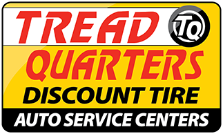 Tread Quarters logo